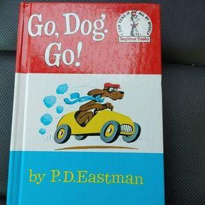 1961 copy of Go Dog Go
